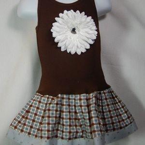 Girls Tank Top dress